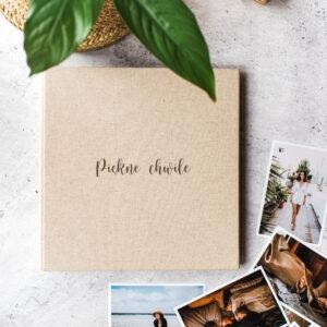 Album na zdjęcia z pergaminem Clesheo